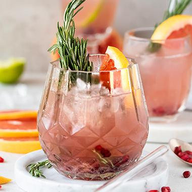 Hydration Tab Grapefruit Cocktail