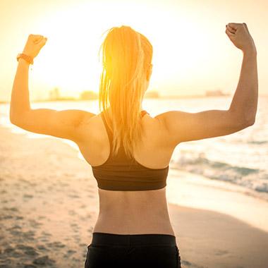 Die besten Beach-Sportarten und ihr Kalorienverbrauch