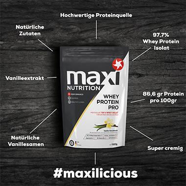 MaxiNutrition Whey Proteinisolat